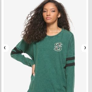 Riverdale South Side Serpents long sleeve top
